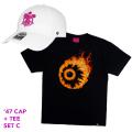 '47コラボCAP+TシャツセットC (GW21SET2C)