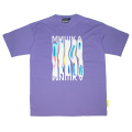 MELTING OUT TEE (PURPLE/M21000072PPL)