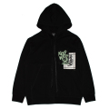 Re STYLE PULLOVER HOODIE (BLACK/M21000404BLK)