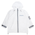 REFLECTOR HOODED MOUNTAIN PARKA (WHITE/M21000559WHT)