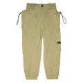 NYLON STRETCH JOGGER PANTS (KHAKI/M21000820KHK)