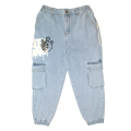 DENIM EASY CARGO JOGGER PANTS (M21000904)