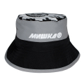 K.W POCKET BUCKET HAT (BLACK/M21003255)