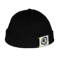 SPRAY LOGO ROLL CAP (BLACK/M21003257BLK)