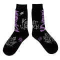 BEARMOP BOULEVARD SOCKS (BLACK/M21003354BLK)