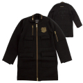 NEW YORK DEATH ADDERS COAT (BLACK/MAW160535)