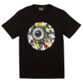 LAMOUR ENDLESS BUMMER KEEP WATCH T-SHIRT (BLACK/MAW170006BLK)
