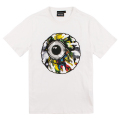 LAMOUR ENDLESS BUMMER KEEP WATCH T-SHIRT (WHITE/MAW170006WHT)