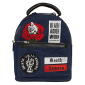 DENIM PATCH MINI BACKPACK (MAW1703110)