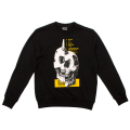 NEW SIMON CREWNECK (BLACK/MAW170407)