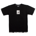 WORLD WIDE TEE (BLACK/MAW180052BLK)