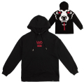 WEIRD WORLD D.A. HOODIE (BLACK/MAW180405)