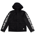 MSK TRANSPORT MOUNTAIN PARKA (BLACK/MAW180502BLK)