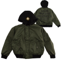WW ETD FLIGHT JACKET (OLIVE/MAW180650OLV)