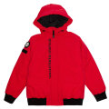 DANGER SIGNAL K.W PUFF JACKET (RED/MAW180652RED)