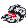 KEEP WATCH PATTERN 5 PANEL CAP (BLACK/MAW183209)