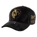 SPLIT ICON VELOUR CAP (BLACK/MAW183219)