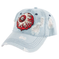 DESTROYER KEEP WATCH DENIM CAP (DENIM/MAW183235)