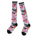MISHKA COLLAGE HIGH SOCKS (MAW183301)