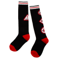 ROAD SIGN CREW SOCKS (BLACK/MAW183302)