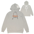 1978 ARTS RECORDS PULLOVER HOODIE (GREY/MAW190441GRY)