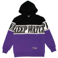 ATTRACTED KEEP WATCH HOODIE (PURPLE/MAW190478PPL)
