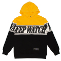 ATTRACTED KEEP WATCH HOODIE (YELLOW/MAW190478YLW)