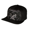DARK DEATH ADDER STRAP BACK CAP (BLACK/MAW193228)