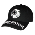 KEEP WATCH WORLD WIDE CAP (BLACK/MAW193236BLK)