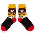 WEIRD WORLD CREW SOCKS (MAW193309)