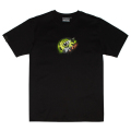 K.W SPRAY-PAINT TEE (BLACK/MAW200001BLK)