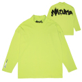 GRAFF MOCK-NECK L/S TEE (S.GREEN/MAW200002GRN)