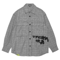 GRAFF K.W BUTTON UP SHIRT (BLACK/MAW200211)