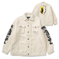 MELT K.W POLAR FLEECE JACKET (M.WHITE/MAW200678WHT)