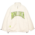 DROPOUT POLAR FLEECE JACKET (M.WHITE/MAW200682WHT)