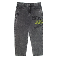 GRAFF BLACK DENIM PANTS (BLACK/MAW200911)