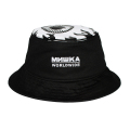 MONOTONE K.W BUCKET HAT (BLACK/MAW203220)