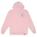 MISHKA BASIC: KEEP WATCH HOODIE (PINK/MSKBC1HPNK)