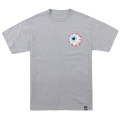 MISHKA BASIC: KEEP WATCH TEE (H.GREY/MSKBC1TGRY)