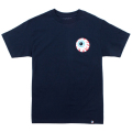 MISHKA BASIC: KEEP WATCH TEE (NAVY/MSKBC1TNVY)