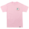MISHKA BASIC: KEEP WATCH TEE (PINK/MSKBC1TPNK)