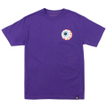 MISHKA BASIC: KEEP WATCH TEE (PURPLE/MSKBC1TPPL)