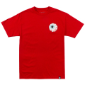 MISHKA BASIC: KEEP WATCH TEE (RED/MSKBC1TRED)