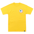 MISHKA BASIC: KEEP WATCH TEE (YELLOW/MSKBC1TYLW)