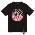 PATRIOT KEEP WATCH T-SHIRT (BLACK/MSS170010BLK)