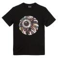 NEON KEEP WATCH T-SHIRT (BLACK/MSS170025BLK)