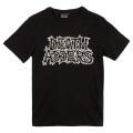DEATH ADDER CARDS T-SHIRT (BLACK/MSS170056)
