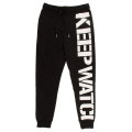 KEEP WATCH BIG LOGO PANTS (MAW170809)