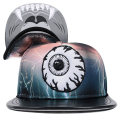 ALL OVER ELECTRICAL KEEP WATCH SNAPBACK (ACC/MSS173206)