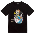 TINY SIMON TEE (MSS180006BLK)